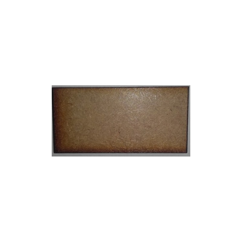 Socle rectangulaire 100 x 60mm