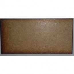 Socle rectangulaire 100 x 20mm
