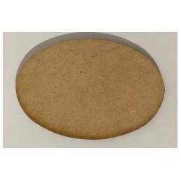 Socles ovales 50 x 25mm