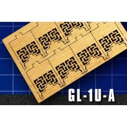 GL-1UA (8 pièces)
