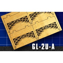 GL-2U-A (4 pièces)