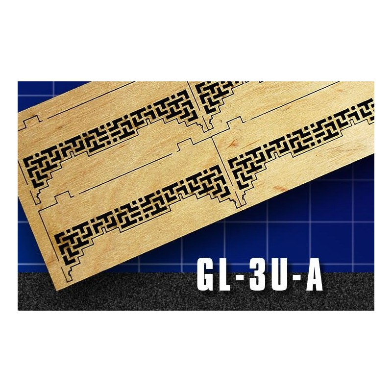 GL-3U-A (2 pièces)
