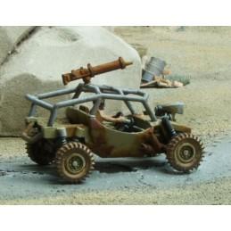 Buggy 2 avec armement