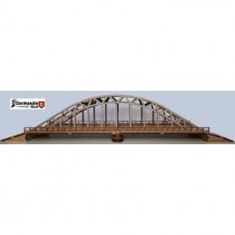 Pont à arceaux