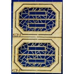 KC8-3 ( 2 pièces)