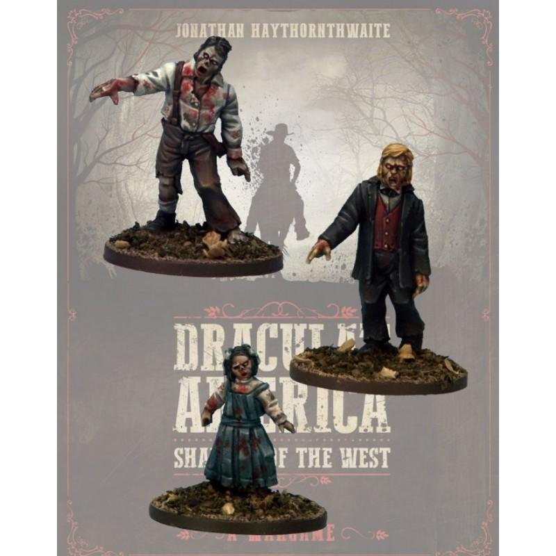 DRAC123 Zombies citadins I