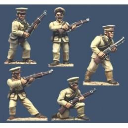 PMX05 Soldats fédéraux mexicains