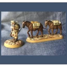 PMX10 Prospecteur avec mules