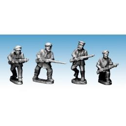 WWP050 - Partisans avec fusils