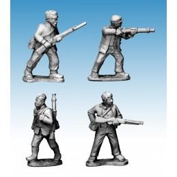 WWP051 - Partisans avec fusils II