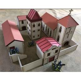 Eglise pour monastère
