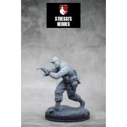 Devil's Brigade Sergent canadien – Tommy Prince
