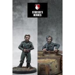 Feldwebel & as des Panzers – Kurt Knispel