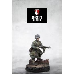 Panzergrenadier fin de guerre – Otto Hottenrott