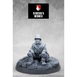 US Airborne Technician Fourth Grade – Eugene Gilbert Roe, Sr.
