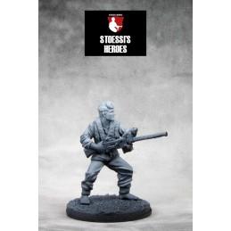 US Marine Corps Corporal – Tony Stein