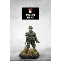 US Glider Infantry – PFC Miller