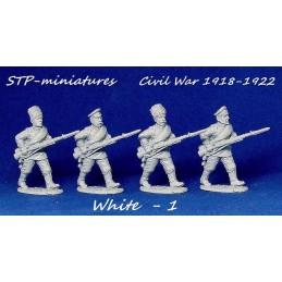 WH01 - Infanterie avançant