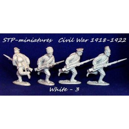 WH03 - Infanterie chargeant