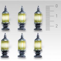 Petites lanternes