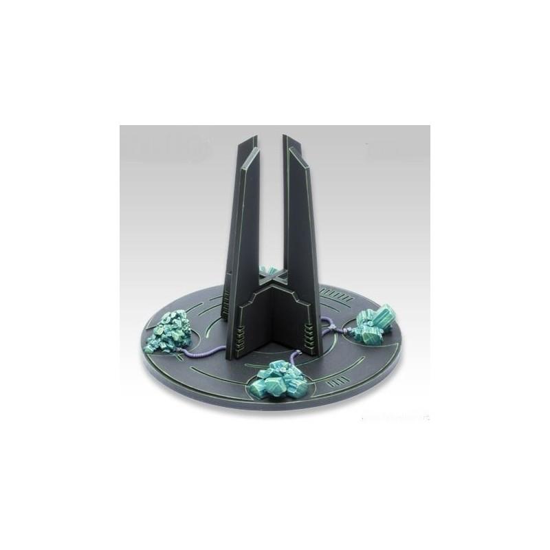 Crystal tech - Obélisque