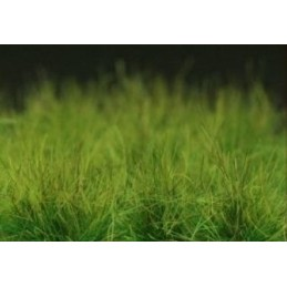 GL017 40 touffes XL vert foncé (6-16mm)