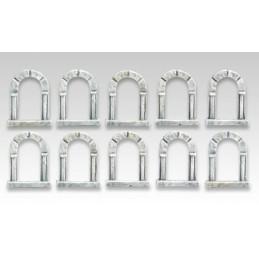 Fenêtres médiévales set 5