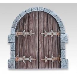 Porte double I