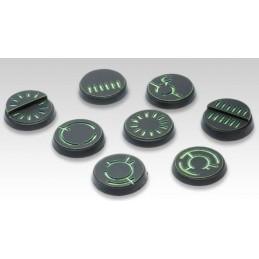 Bases rondes de 25mm
