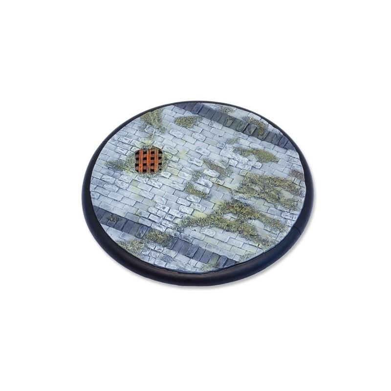 Base ronde de 120mm (W)