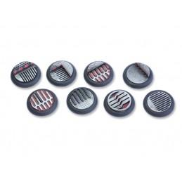 Bases rondes de 30mm (W)