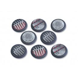 Bases rondes de 40mm (W)