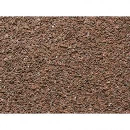 "09167 PROFI Ballast ""Gneiss"" rouge brun"