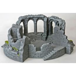 6012009 Ruine antique