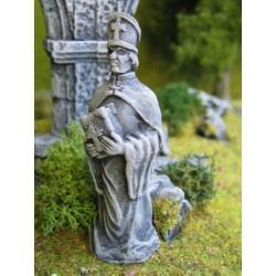 """6079110 Statue """"l'ecclésiastique"""""""