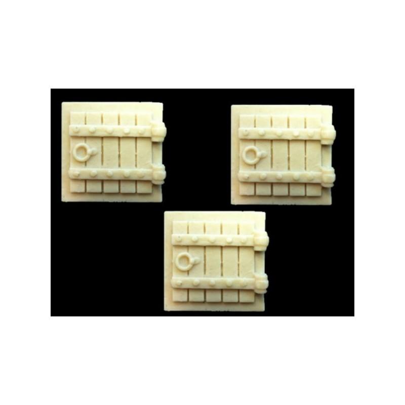 6079137 Trappes en bois