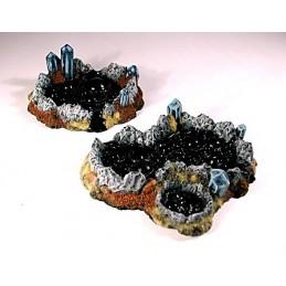 20064 Cratères de lave en fusion
