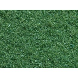 12109 Flocage moyen vert clair 5mm
