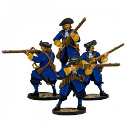 Soldats européens