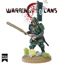 WB-SAM002 - Samuraï avec Kanabo