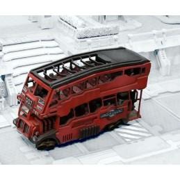 Omnibus à deux étages
