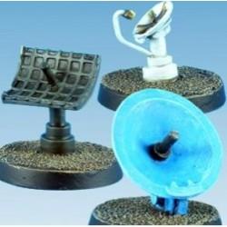 Antennes satellites