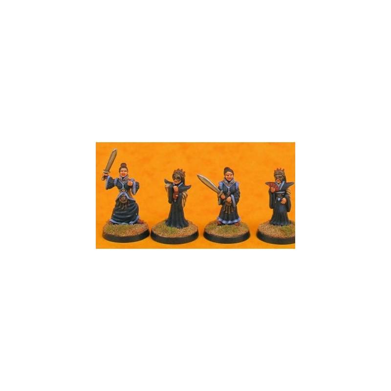 DK043 La garde personnelles de la reine des enfers II
