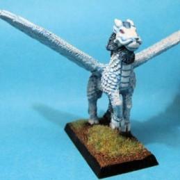 DK035 Cheval dragon