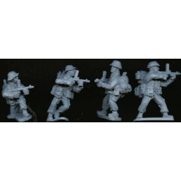 VNM021 Anzacs avec carabines Owen