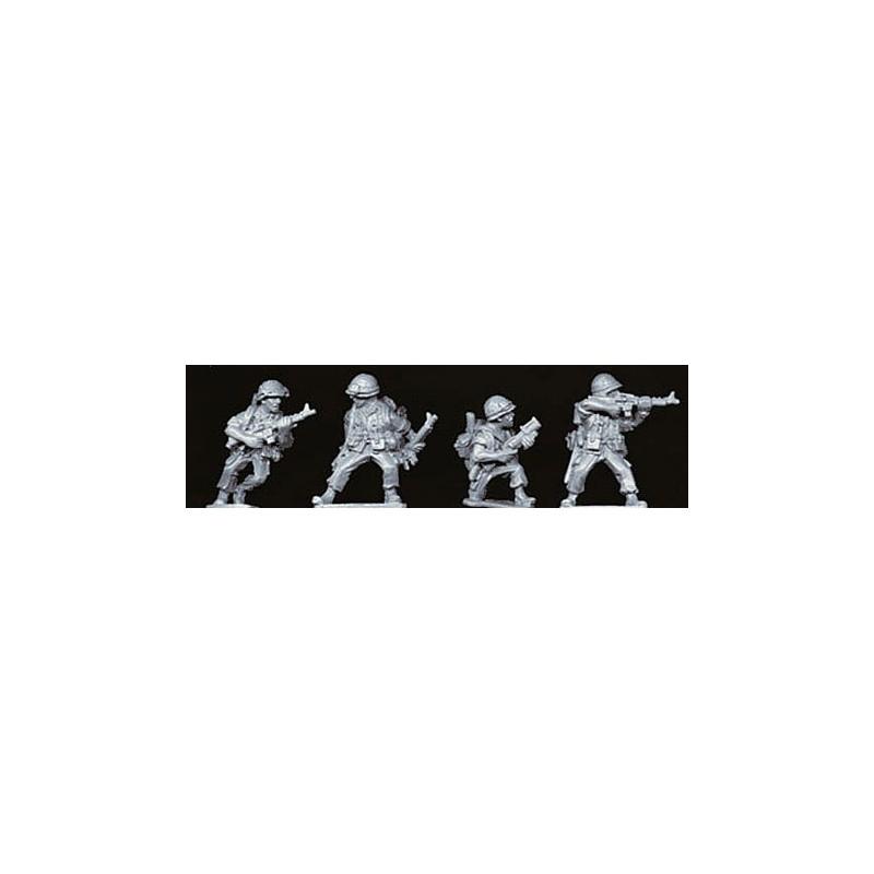 VNM001 Soldats US avec barda complet