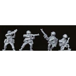 VNM003 Soldats US avec barda allégé