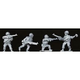 VNM005 Soldats US avec gilets pare-balles