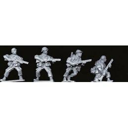 VNM010 Forces spéciales avec fusils à pompe