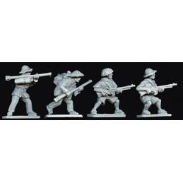VCS013 Viet-cong avec armes de support US